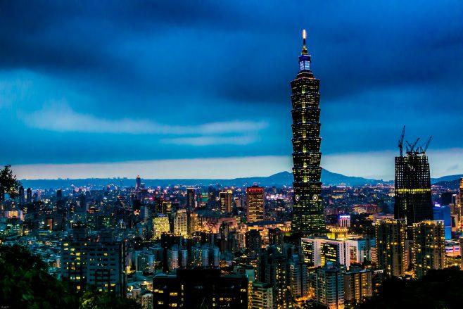 """今年の社員旅行は台湾の首都""""台北""""に行ってまいりました。"""