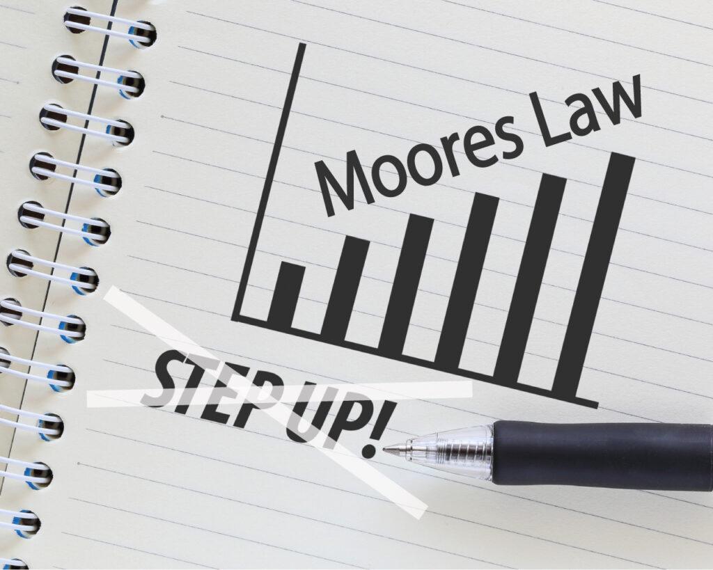 ムーアの法則とは?いつ破綻するのか、新たに提案された法則についても解説